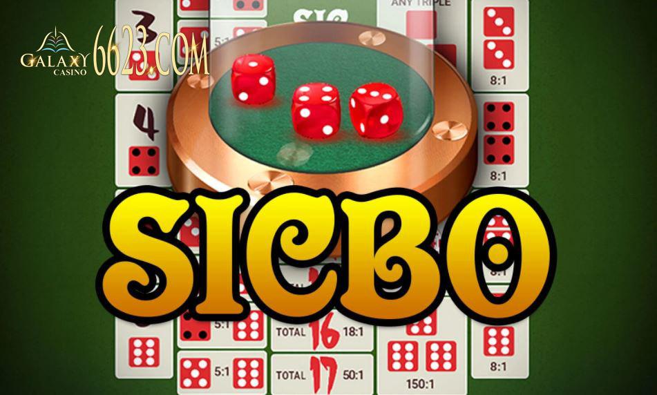 Game đổi thưởng Sicbo