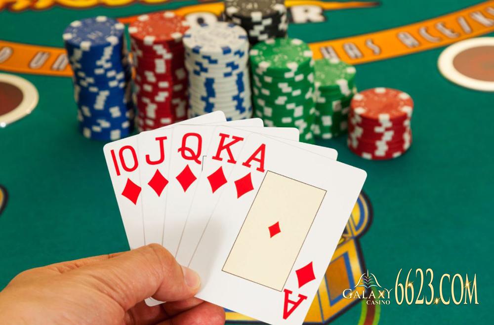 Các bộ bài trong game Xì Tố - Poker