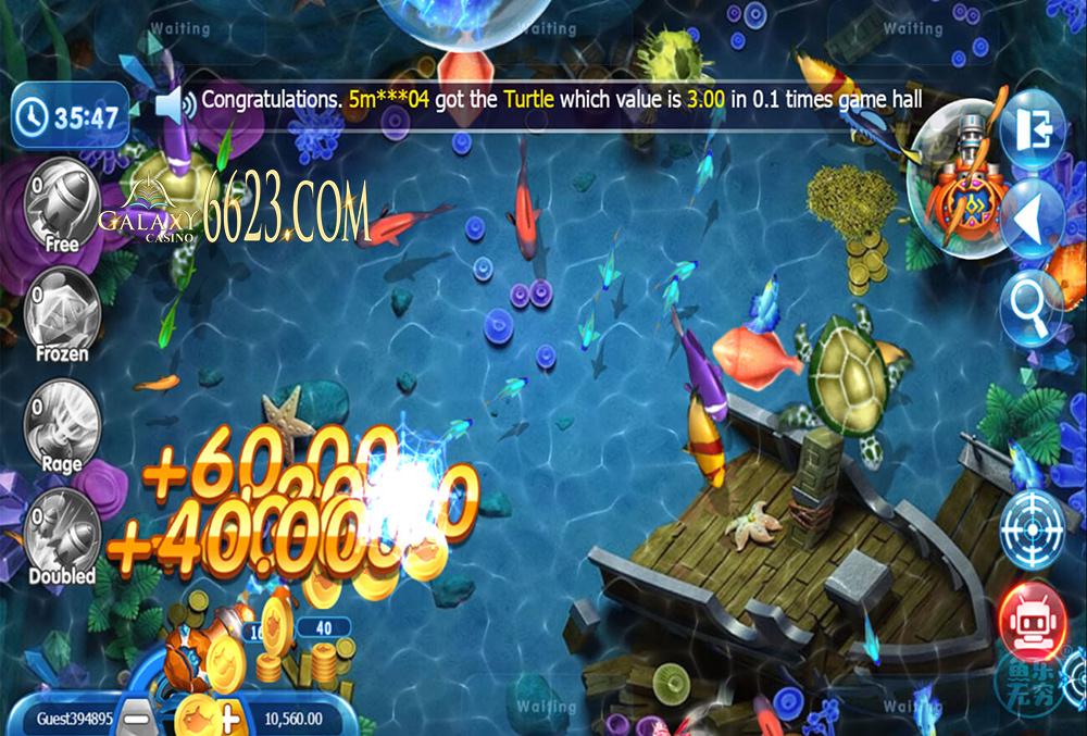 Các loại vũ khí trong game bắn cá