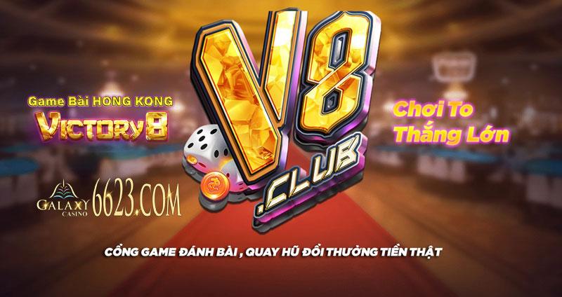 Casino trực tuyến chất lượng cao V8