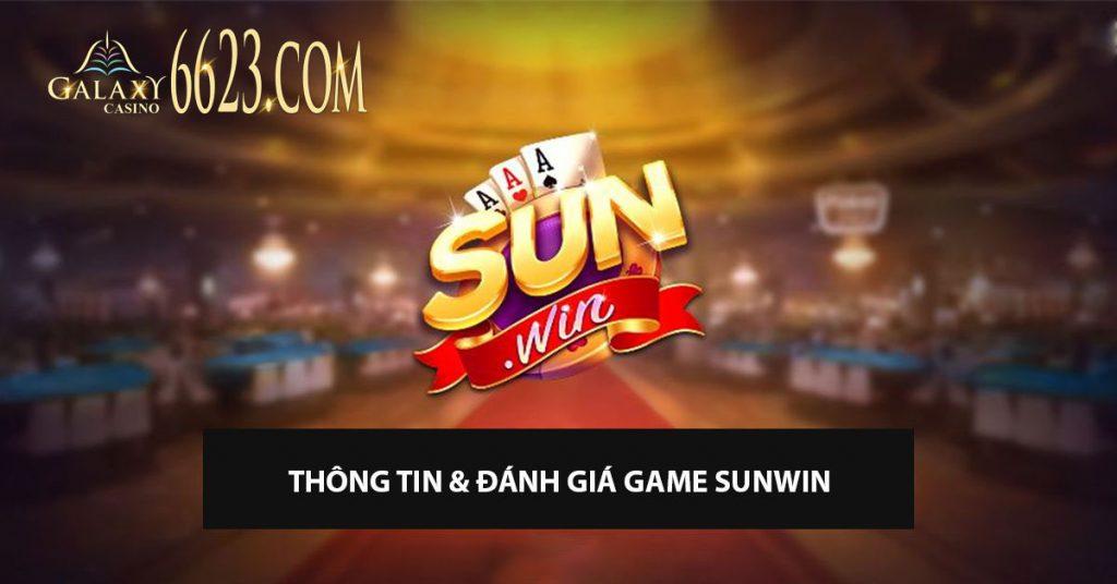 độ uy tín của nhà cái Sunwin