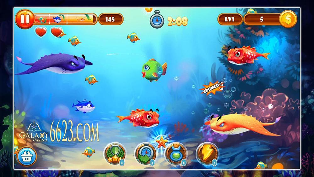 Game bắn cá có đồ họa bắt mắt
