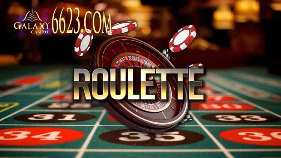 Game bài đổi thưởng cực hot - Cược Rulet online Galaxy 6623