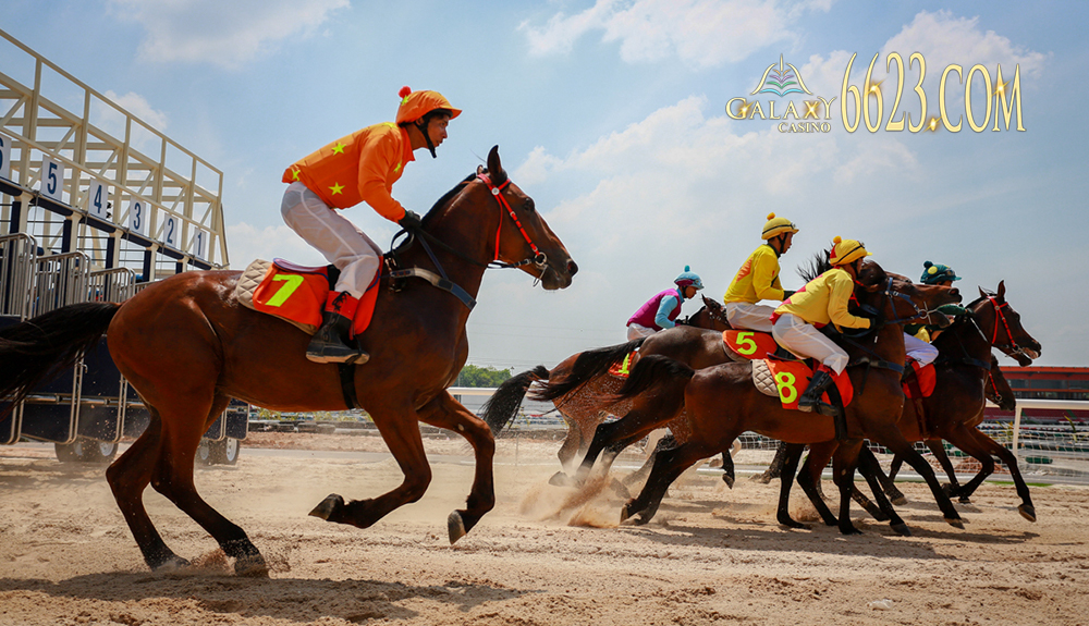 Lịch sử trò chơi cá cược đua ngựa