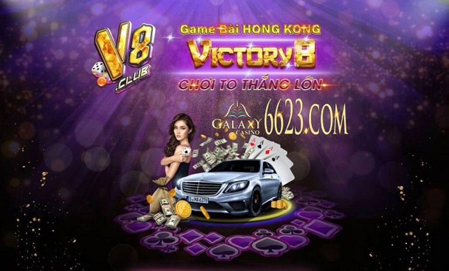 Nhà cái V8 - Cổng game độc đáo thu hút nhiều người chơi