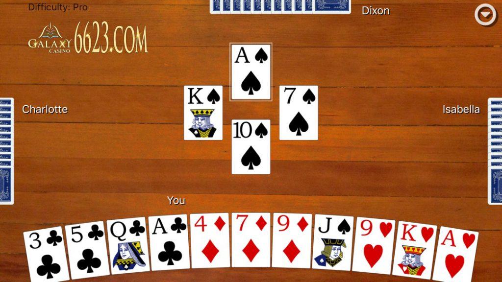 Trong game bài tiến lên mỗi người chơi được chia 13 lá bài