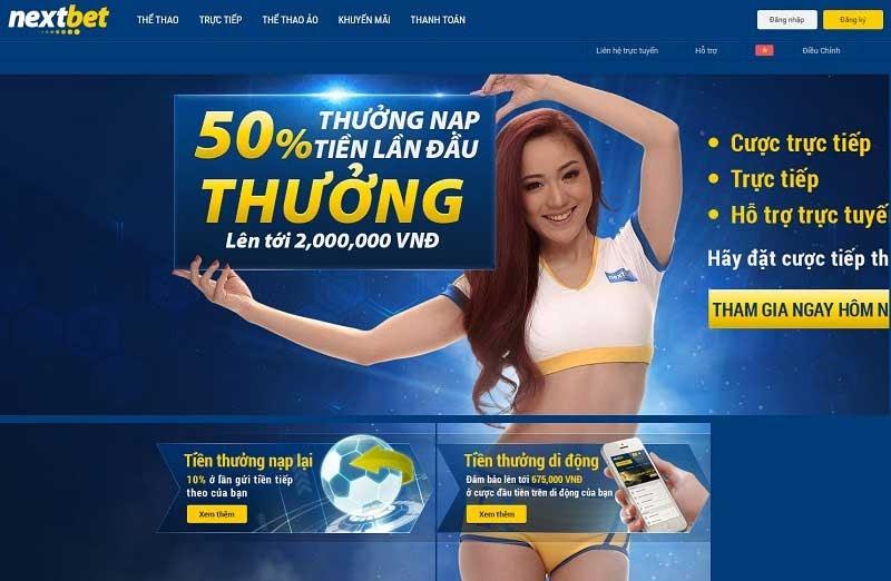 Nextbet - Nhà cái uy tín năm 2021 tại Việt Nam   Reviews